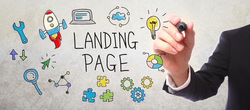 5 actions à mener pour une landing pages efficaces